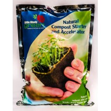 Natural Compost Starter and Accelerator